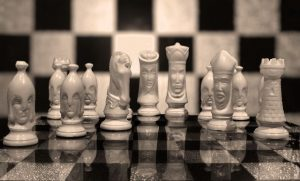 Historyczne szachy