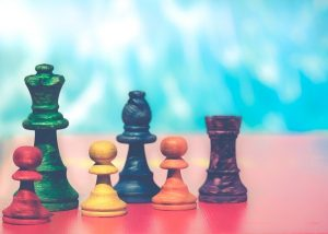 Kolorowe szachy