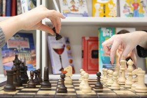 Rozgrywka szachów