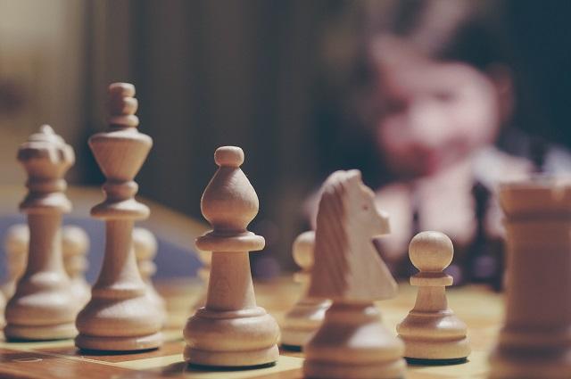 Dziecko i szachy